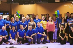 Milton Business Connections holds a Charity Bowlathon in support of the Milton District Hospital Foundation and raises $5,000